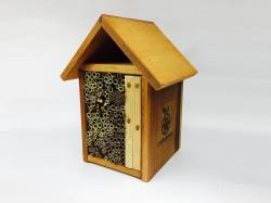 Mason Bees are awesome pollinators for your fruit & nut trees and all your vegetables.