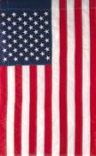 Click to enlarge image American Flag #018 - Garden Flag Patriotic -
