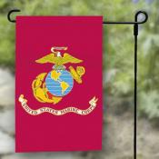 Click to enlarge image Marine Corps Garden Flag #170 - Garden Flags Military -
