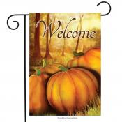 Click to enlarge image Fall Pumpkin Patch #571 - Garden Flags Fall -